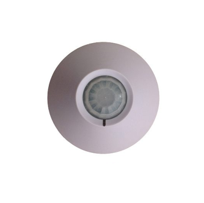 Sensor Infravermelho Passivo de Teto Samtek STK 465, Uso no Teto, Detecção Circular