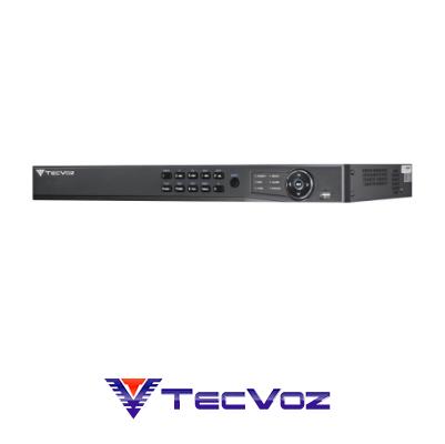 DVR NVR Stand Alone Híbrido Tecvoz THK-SH04 04 Canais