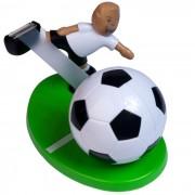 Dispensador P/ Fita Adesiva Futebol + Fita M�gica 3M