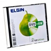 DVD+RW Slim 4,7 Gb 120 Min Elgin