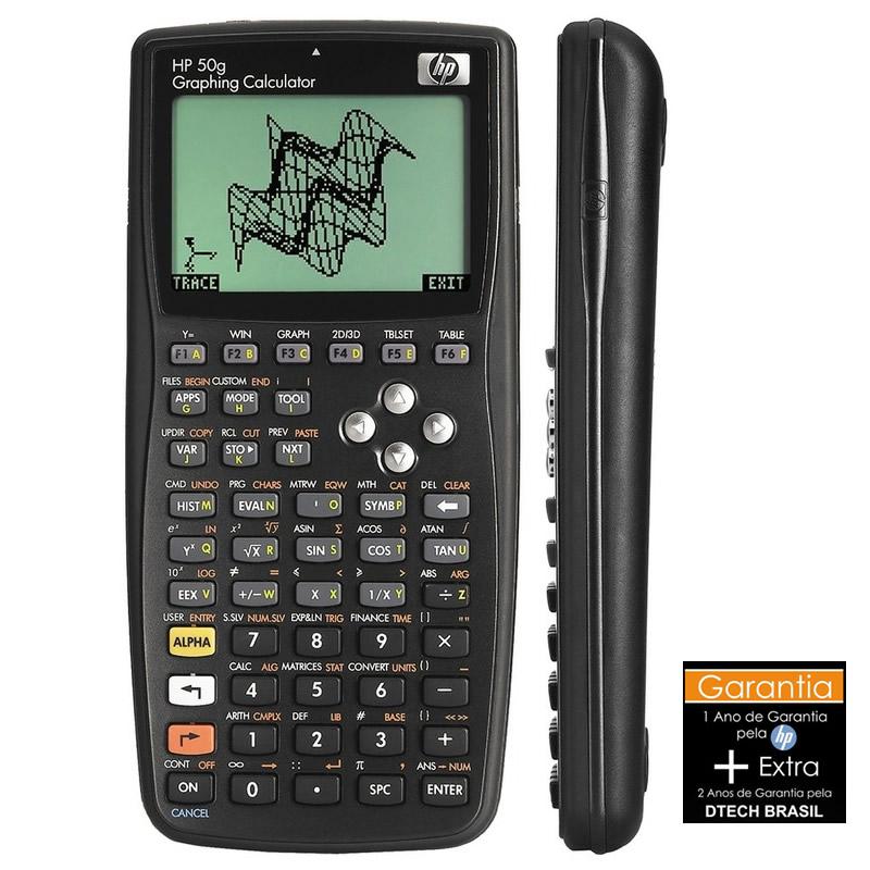 Calculadora Gráfica 50G HP