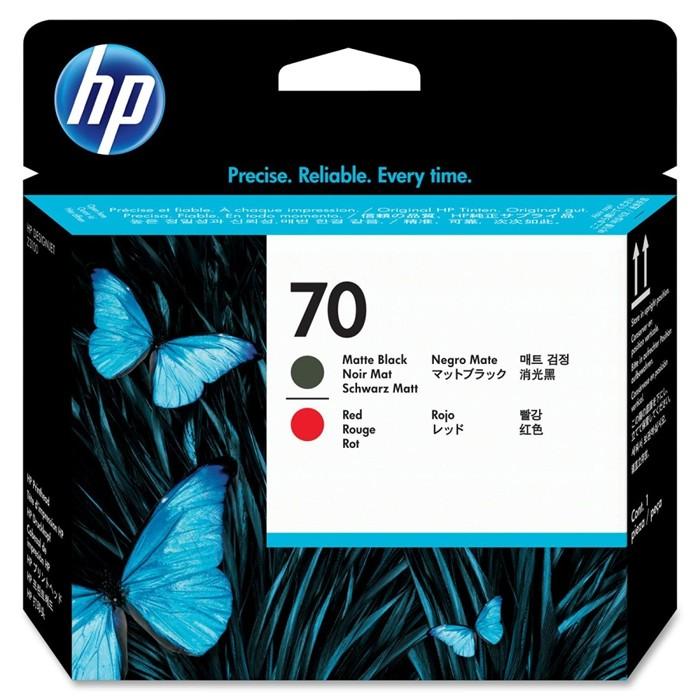 Cabeça de Impressão HP 70 C9409A Matte