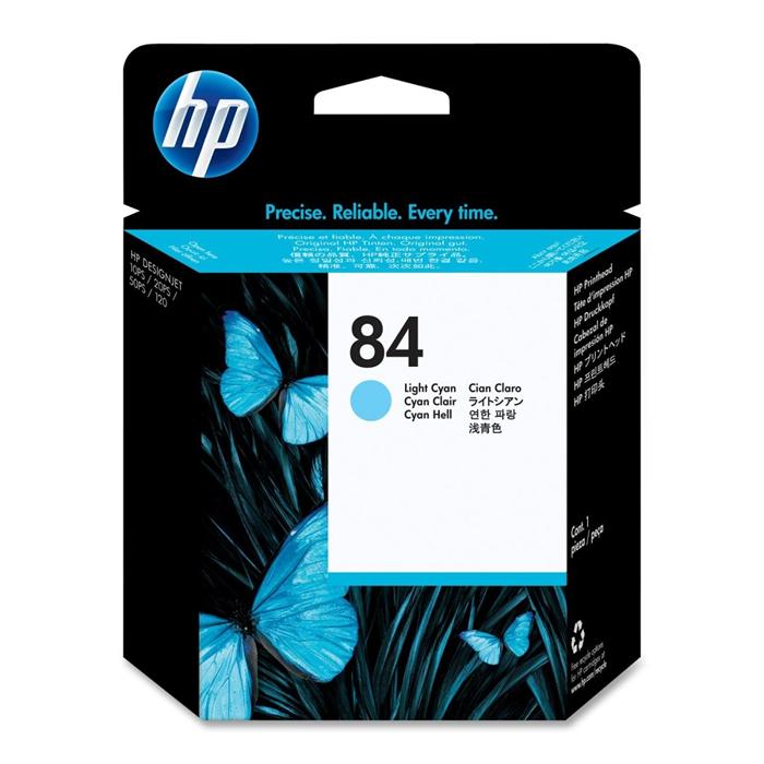 Cabeça de Impressão HP 84 C5020A Ciano Claro