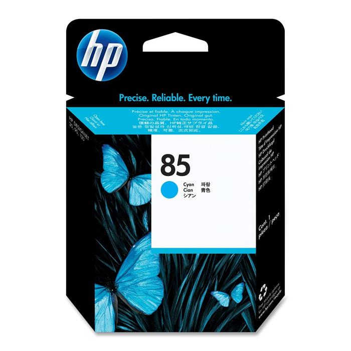 Cabeça de Impressão HP 85 C9420A Ciano
