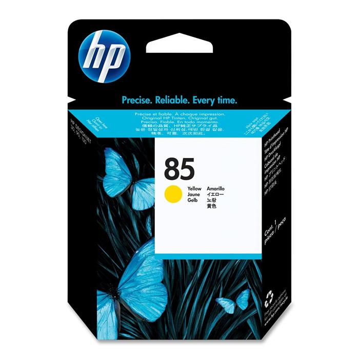Cabeça de Impressão HP 85 C9422A Amarelo