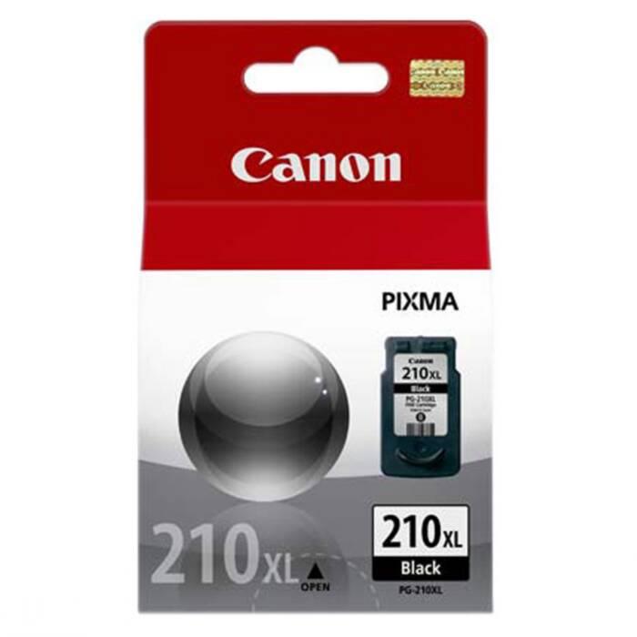 Cartucho de Tinta Canon PG-210XL Preto