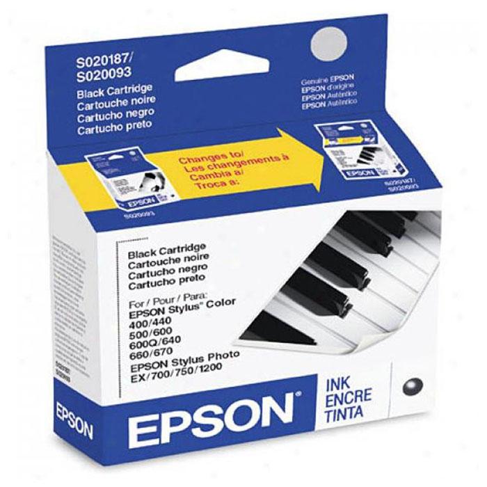 Cartucho de Tinta EPSON S187093-AL Preto