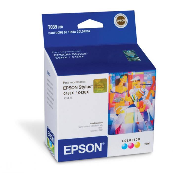 Cartucho de Tinta EPSON T039020 Color