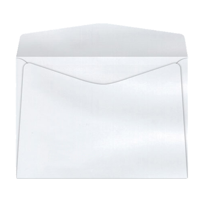 Envelope Branco 12 114MMX162MM 63G CX. C/ 1000 Un. Scrity