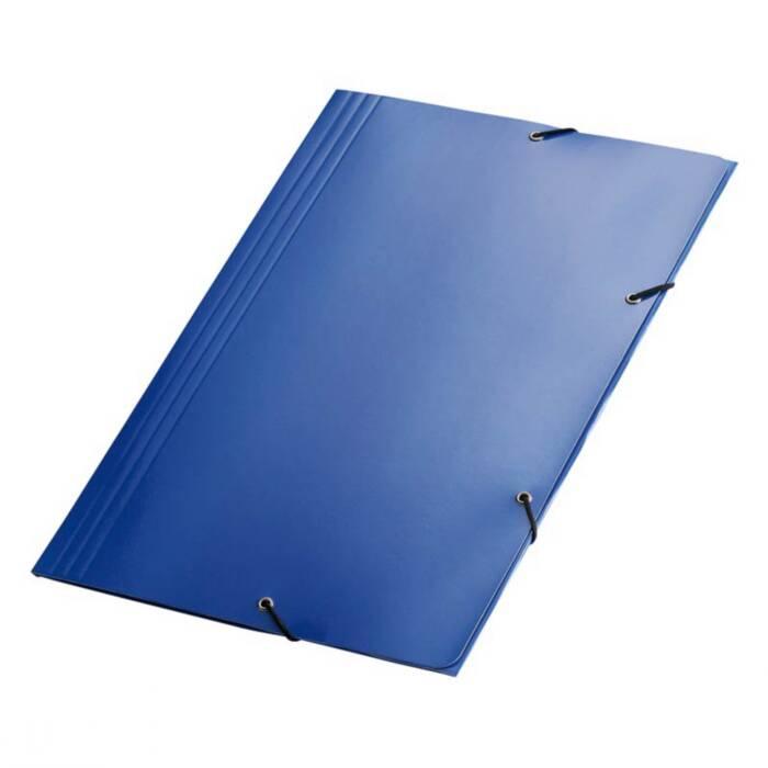 Pasta Aba / Elástico Azul Plastif. Cartão Triplex. 350x240mm 300g Yes