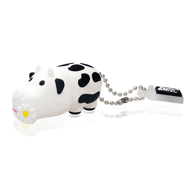Pen Drive 4GB Animals Vaquinha M318 Emtec