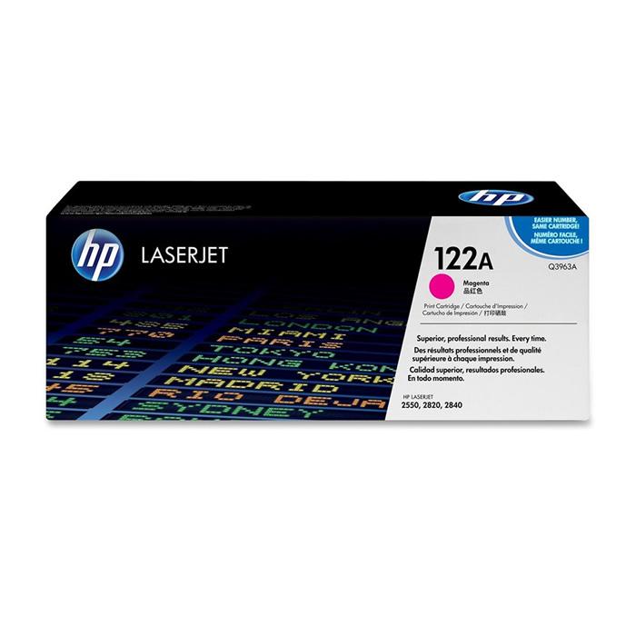 Toner HP 122A Q3963A Magenta