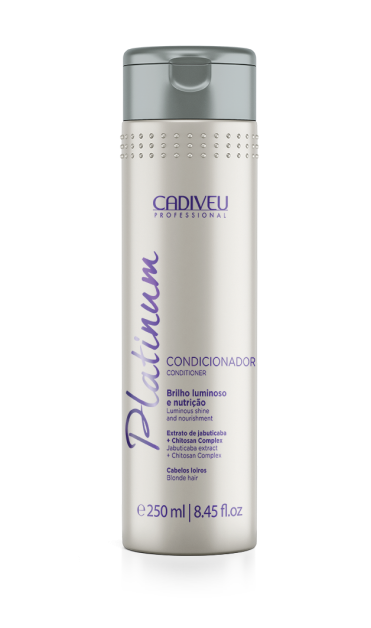 Platinum Condicionador 250 ml