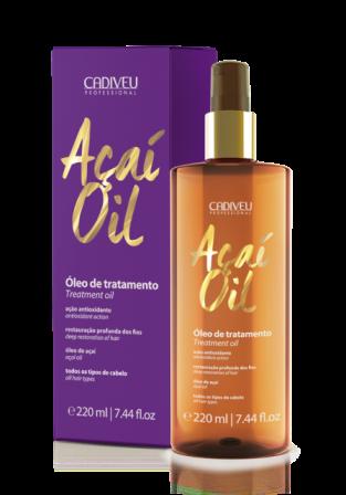 Açaí Oil Óleo  220 ml