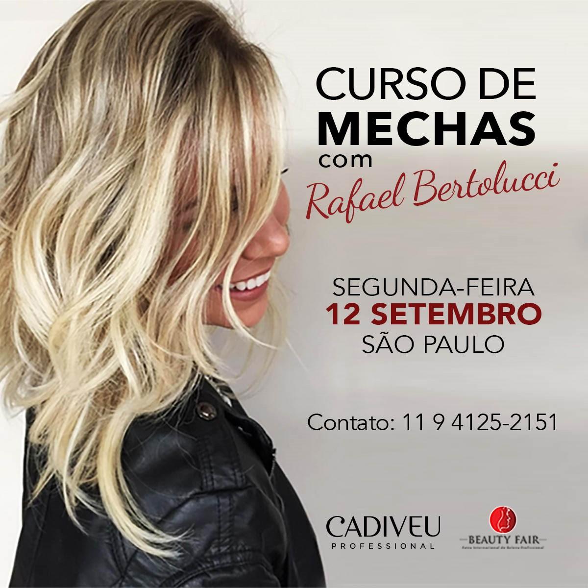 Curso de Mechas com Rafael Bertolucci