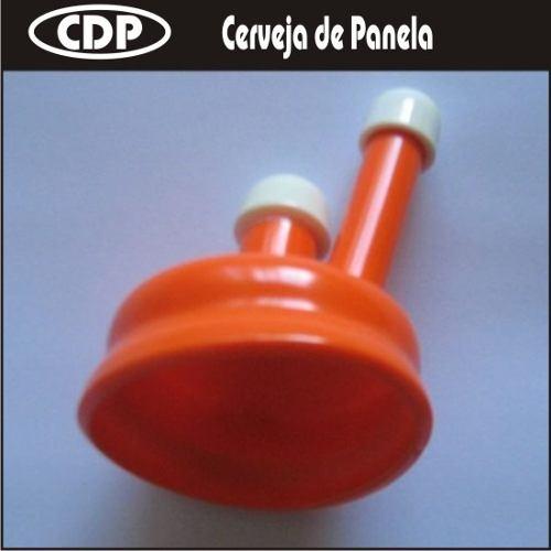 Adaptador Para Airlock E Sifão  - CERVEJA DE PANELA