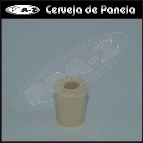 Adaptador para Airlock  - TIPO 2  - CERVEJA DE PANELA