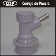 Conector Post-Mix BALL-Lock  Entrada - Espiga Fixa