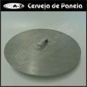 Fundo Falso em Aluminio para Caldeirão - 38 cm