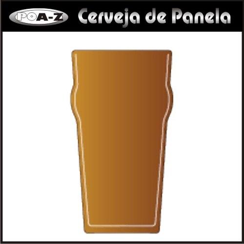 Kit de Insumos Cerveja de Panela - Brown Ale   - CERVEJA DE PANELA
