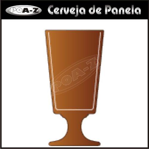 Kit de Insumos Cerveja de Panela - Defumada (Rauchbier)   - CERVEJA DE PANELA