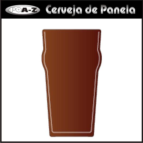 Kit de Insumos Cerveja de Panela - Porter   - CERVEJA DE PANELA