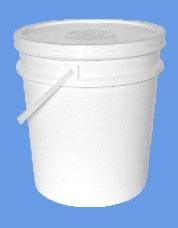 Balde Plástico - 22 litros - Kit 2 unidades  - CERVEJA DE PANELA