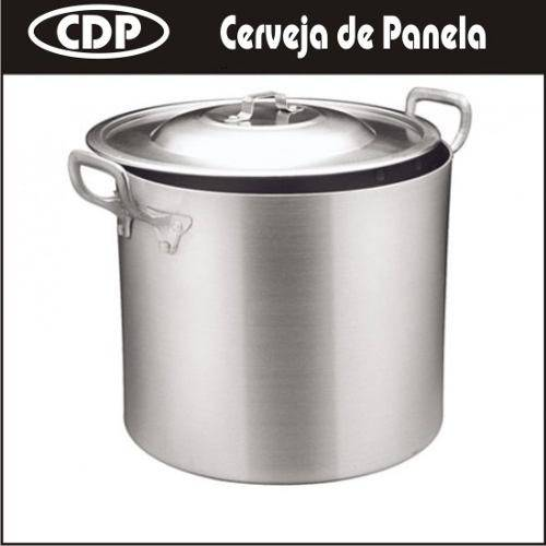 Caldeirão 22 litros  - CERVEJA DE PANELA