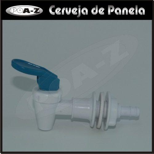 Torneira para Fermentador  - CERVEJA DE PANELA