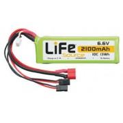 Bateria LiFeSource LiFe 6.6V 2100mAh 10C Rx