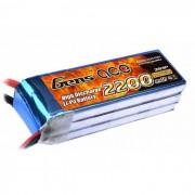 Bateria Lipo Gens Ace 2200mAh 3s 11.1V 60C  c/ EC3