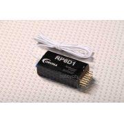 Corona RP6D1 6ch Sintetizado 72Mhz