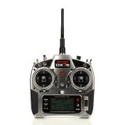 DX7s DSMX 7 canais com AR8000 e telemetria