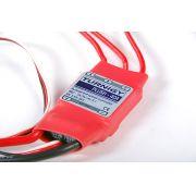 ESC Speed Control TURNIGY Plush 40A c/ BEC