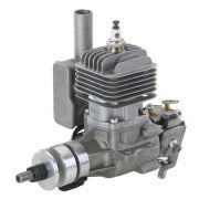 Motor Gasolina DLE 20CC com Escapamento e Ignição