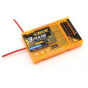Orange 3 axis flight stabilizer DSM2