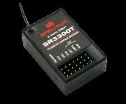 Receptor Spektrum SR3300T DSM com Telemetria