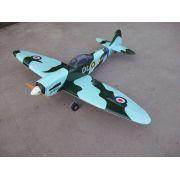 Spitfire 60/90 Glow C/Trem Retr�til e Flaps