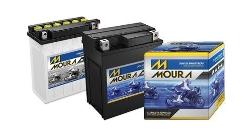 Bateria Moto Moura 3ah Ma3-di C100 Ttr-125