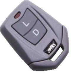 Alarme Automotivo Fk905 Com Sensor De Presença E Bloqueio FKS