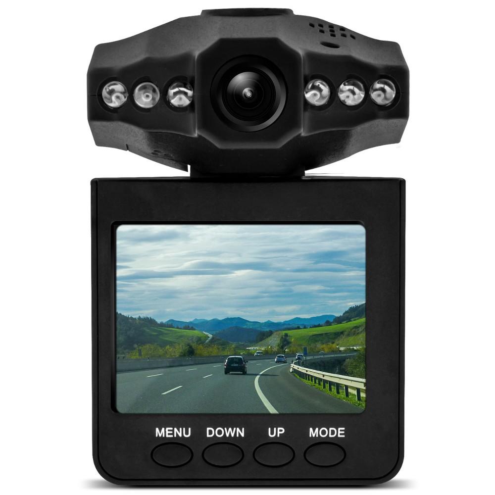 Câmera Filmadora Veicular  Dvr Com Visão Noturna