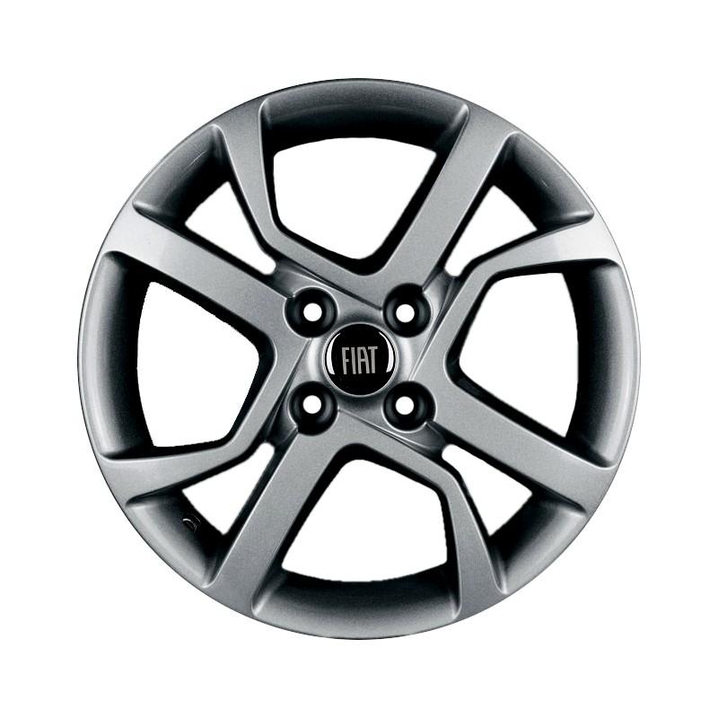 Roda KR R77 Fiat Mobi Aro 15X6 4X98 jogo