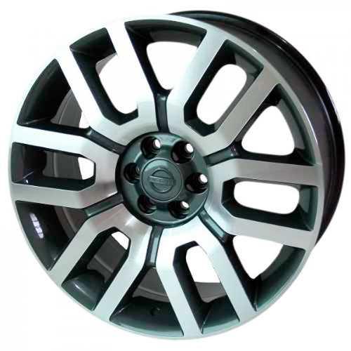 Roda Nissan Frontier 2014  R49 Kr Mai Aro 16x7 6x114  Jogo