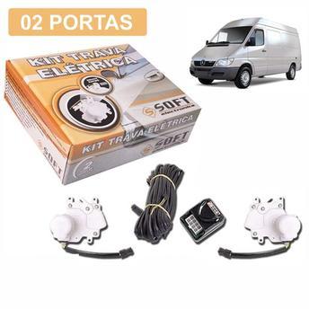 Trava Elétrica Sprinter 2 Portas Dianteiras - Soft