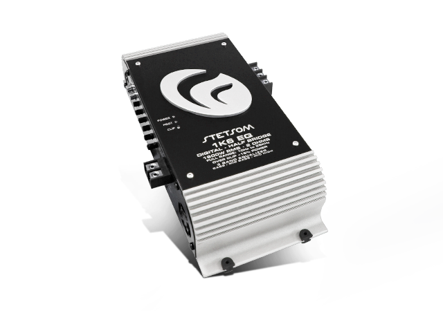 Modulo amplificador Vulcan - 1K6 EQ – 2 Ohms