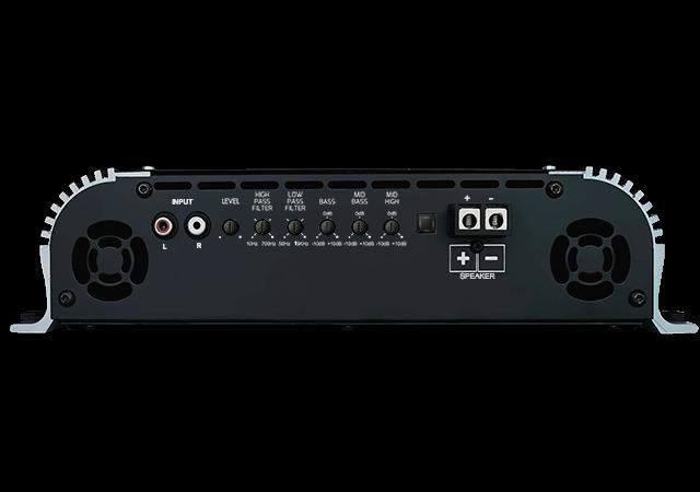 Mudulo amplificador Vulcan - 3K3 EQ – 1 Ohm