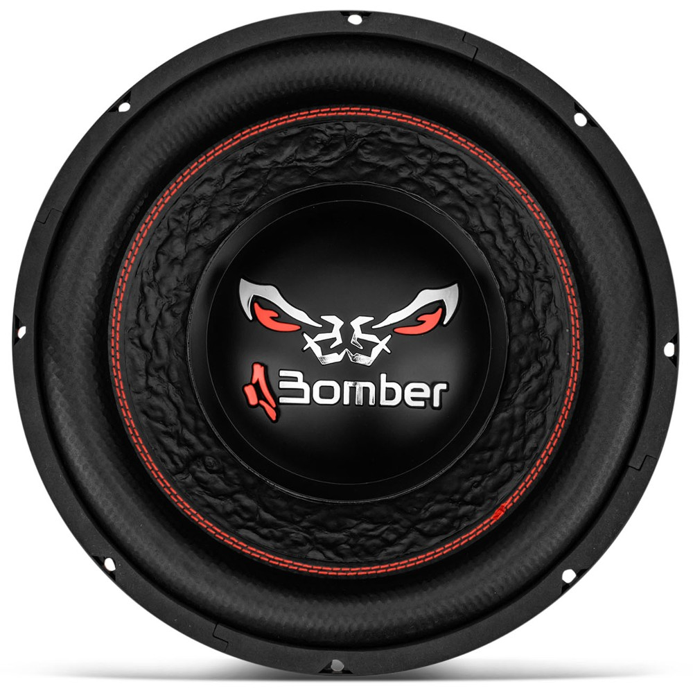 """Subwoofer Bomber Bicho Papão  12""""  800 Watts Rms"""