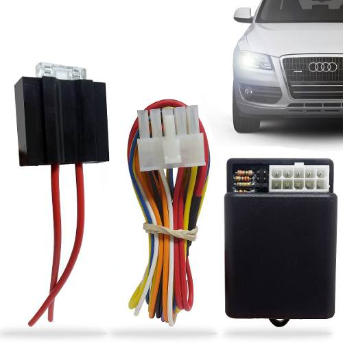 Sensor Automatizador Eletronico Para Farol - Evite Multas
