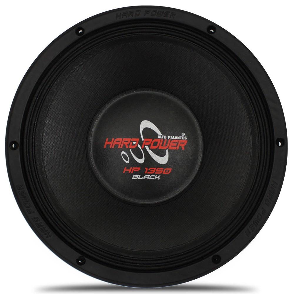 Woofer Hard Power Black  HP 1350 wats rms de 12