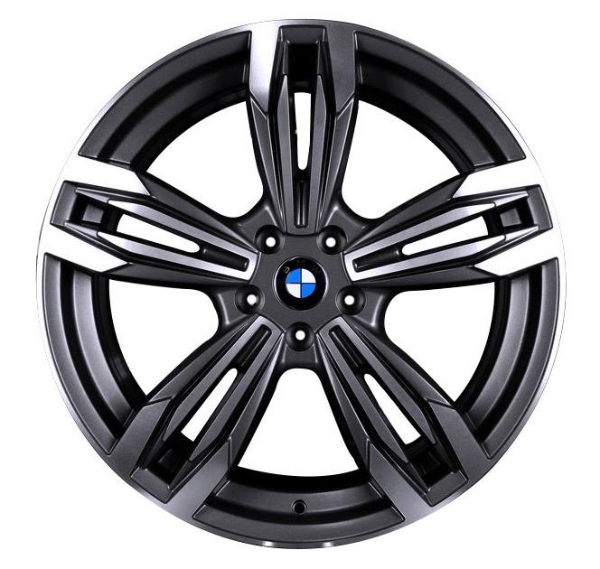 Roda BMW M6 KR R56 aro 17x7  4x100 ou 5 furos jogo